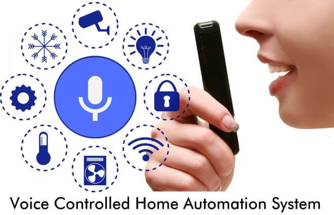 Voice Recognition Based Home Automation System La Voz Electronica
