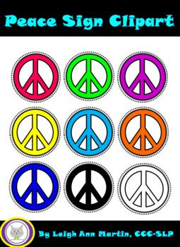 This groovy bundle contains 20 colorful peace signs. These are made on transparent backgrounds for easy layering and sizing. You may use these images personally or commercially. If used commercially, please provide a link back to my store. Thanks for