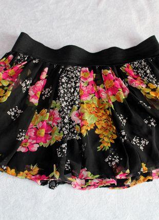 Kup mój przedmiot na #vintedpl http://www.vinted.pl/damska-odziez/spodnice/8780192-spodniczka-w-kwiatki-floral
