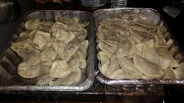 Polish pierogie's