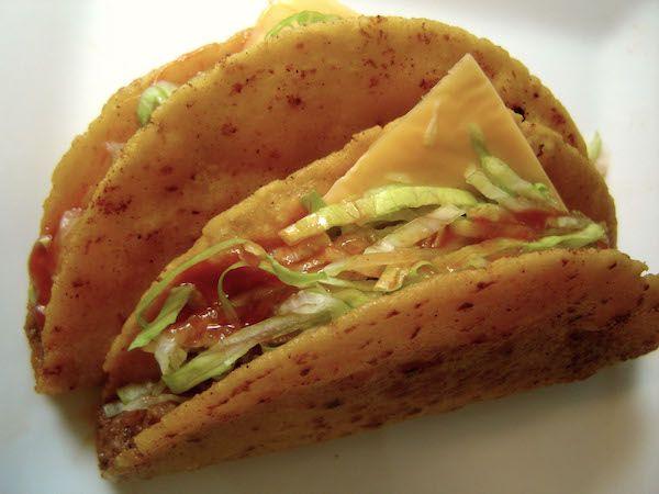 Top Secret Recipes | Jack in the Box Taco Copycat Recipe