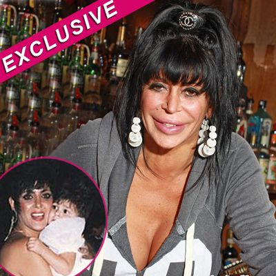 Mob Wives Star 'Big Ang' Obsessed With Plastic Surgery   Radar Online