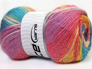 Beautiful angora yarn!