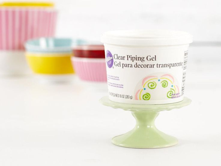 Wilton Clear Piping Gel - None