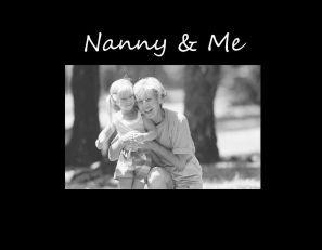 """Nanny & Me 4""""x6"""" Photo Frame"""
