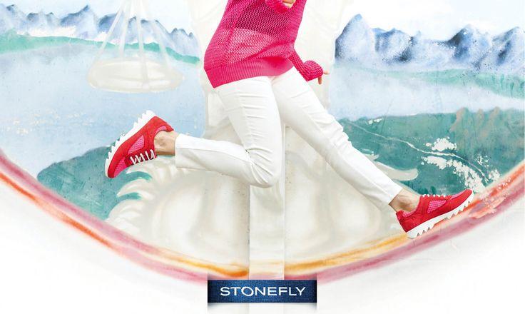 Speedy, il modello #TOPseller di Stonefly di questo mese, è così leggera che fa venir voglia di saltare! Se proprio non potete attendere ancora acquistatela subito su Sarenza cliccando a questo link! >> http://ow.ly/10oaxf