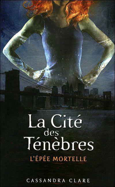Cassandra Clare - La Cité des Ténèbres, tome 2 : La cité des cendres