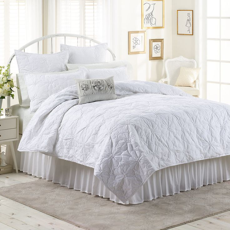 LC Lauren Conrad Madison Coverlet