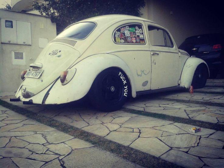 Fusca do nosso seguidor @PAULORMACHADO83 Sumaré SP. #fusca #fuscasclub #beetlelove #beetle #vocho #vwfusca #vw #vintage #vintagecar #oldiecars #oldschool #racecar #race #love #california #nyc #fuscabrasil #vwlife #vwclassic #beetle #vocho #fuscagram...
