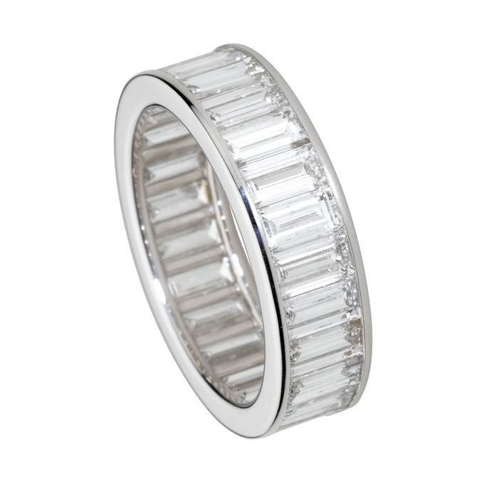 bridescom womens wedding rings with diamonds style n4209400 wedding band in - Cartier Wedding Ring
