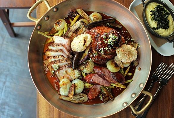 via newyork.grubstreet.com  Large-format pork #simplyscrumptious