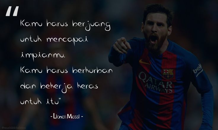 Kutipan Lionel Messi