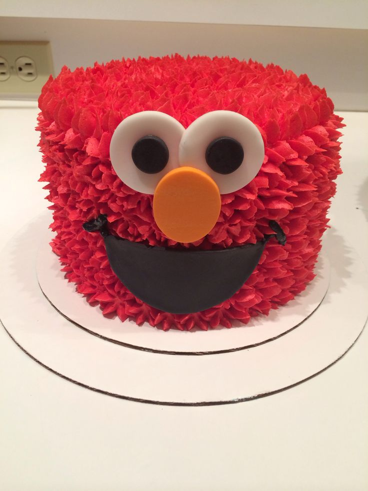 1000 Images About Sesame Street Cakes Cupcakes On