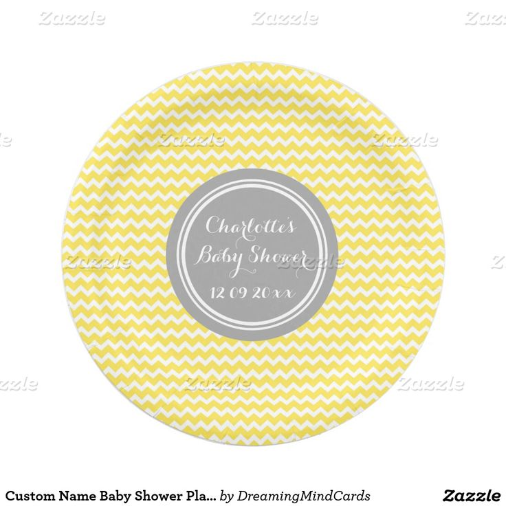 custom paper plates for baby shower Personalized plates and napkins for wedding, baby shower, sweet 16 and more plain paper plates and napkins are a thing of the past available in chocolate b.