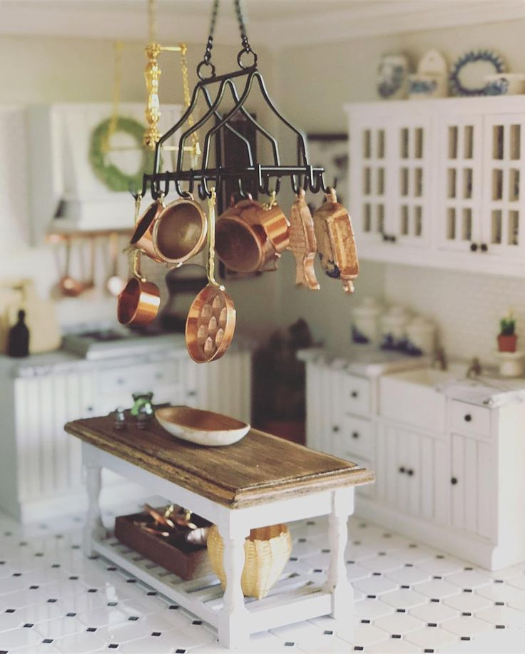 5234 Best Dollhouse Miniatures Images On Pinterest