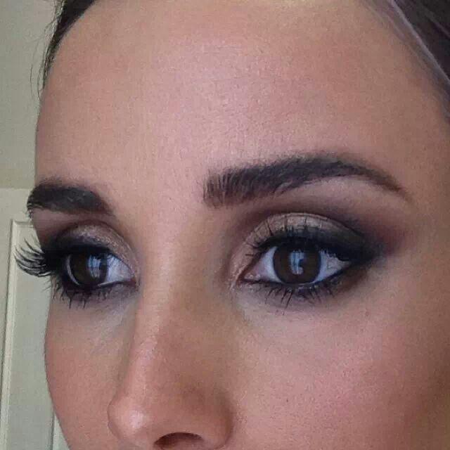 Rebecca judd brownlow makeup