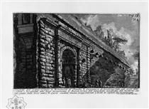 The Roman antiquities, t. 1, Plate XII. Aqua Alsietina. - Giovanni Battista Piranesi