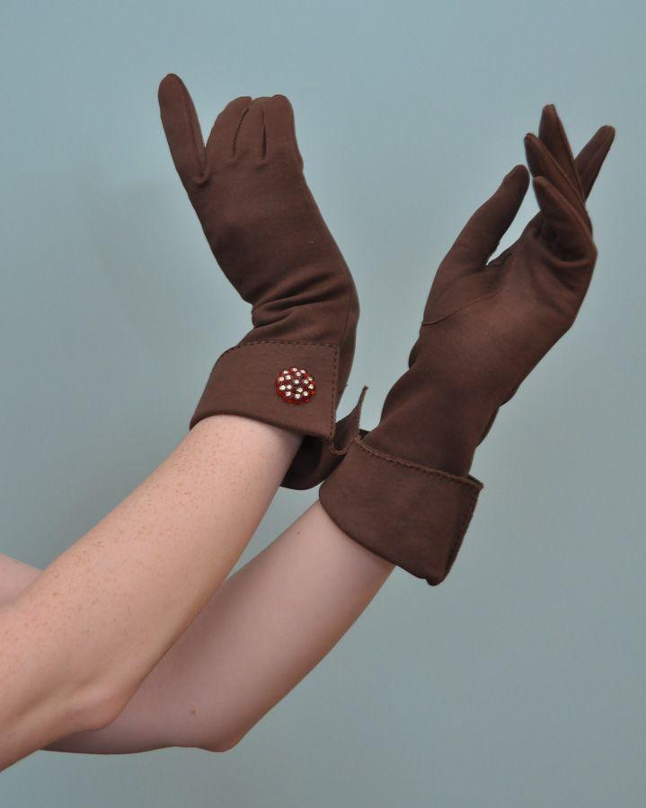 Gauntlet gloves - my favorite!                                                                                                                                                                                 More