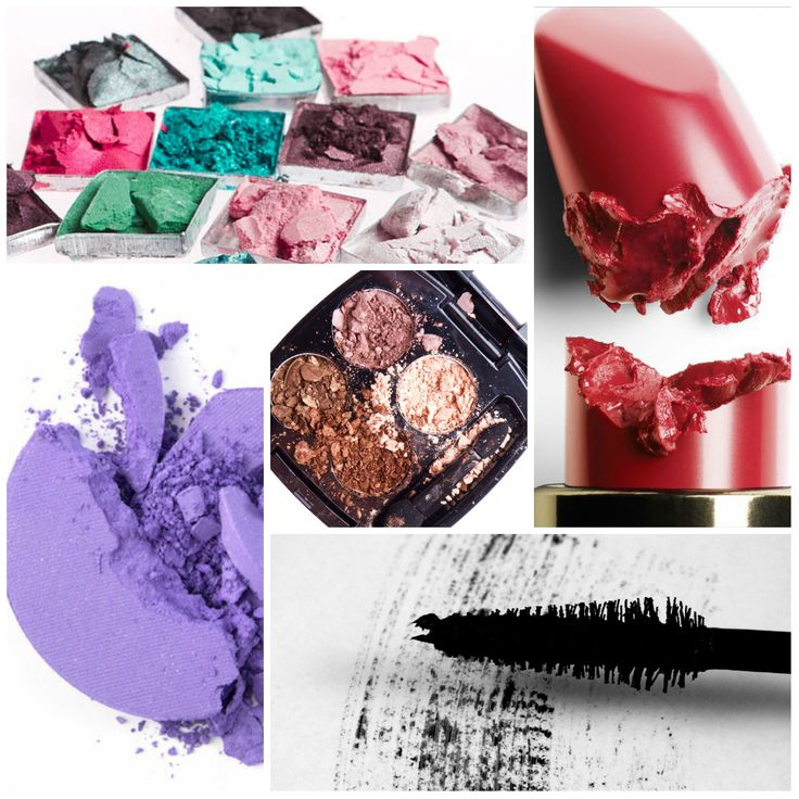 ricompattare ombretto rotto cipria rotta how to fix broken make-up