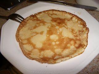 El mundo culinario de Cris: dulces - pancakes