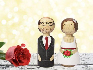 Hochzeitstortenfiguren ♥ Euer Design ♥