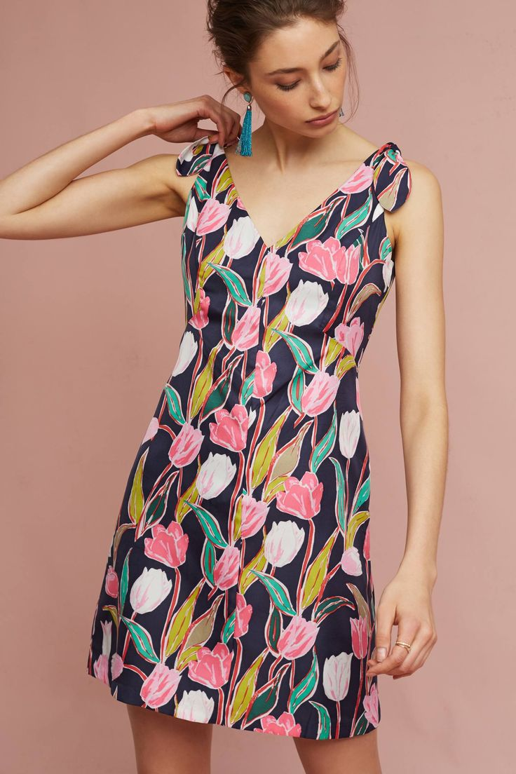 Slide View: 1: Flora Mini Dress