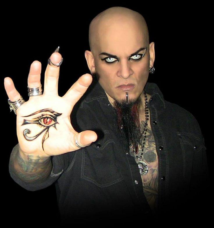 Palm Eye of Ra Tattoo by Carolyn Cadaver
