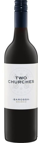 Two Churches Barossa Shiraz 750mL - another brilliant Tuesday night wine. $10/bottle
