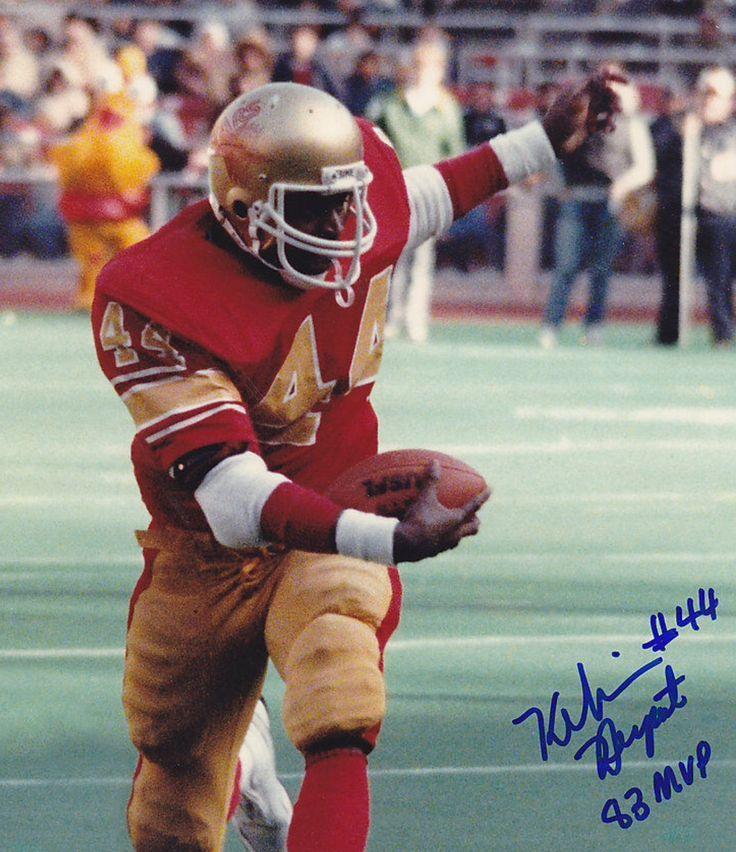Kelvin Bryant Philadelphia Stars American football