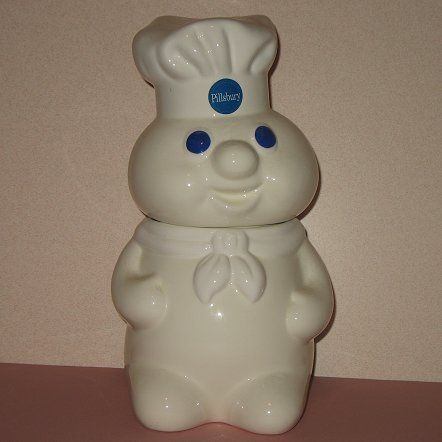 image detail for online store offering collectibles and memorabilia specializing in cookie jars - Pillsbury Dough Boy Halloween Cookies