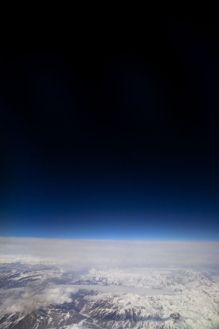 Skywview - Earth view seen out of 10000m