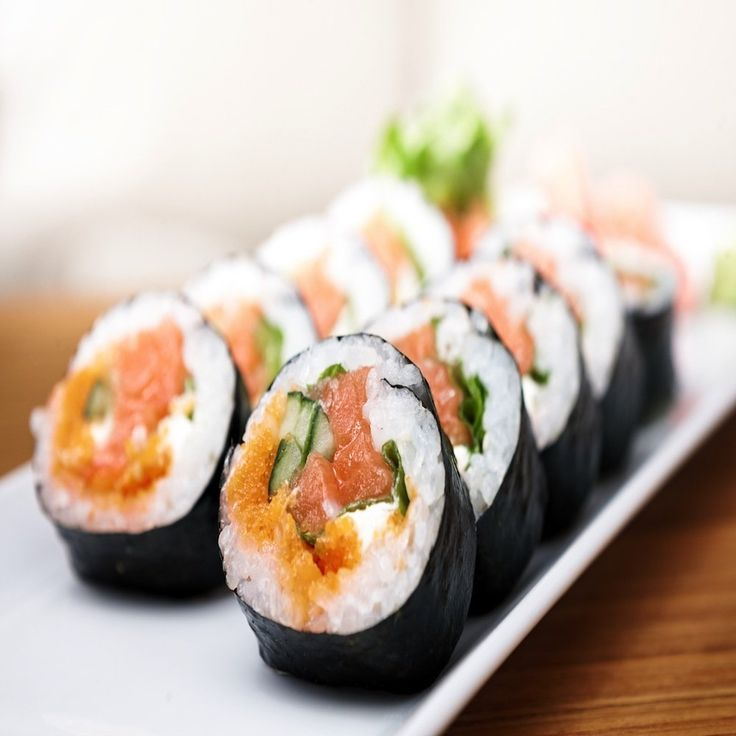 Low Calorie Foods At Sushi Restaurants