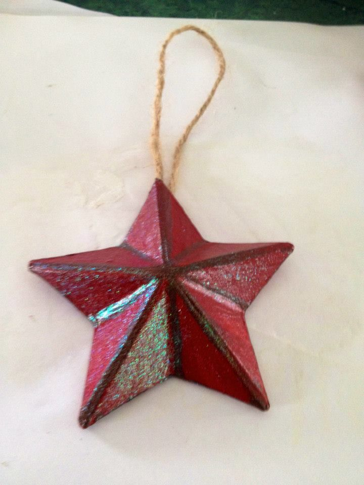 34 best diy paper mache images on pinterest bricolage for Paper mache christmas