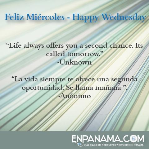 Second Chance - Segundas Oportunidades | EnPanama.com