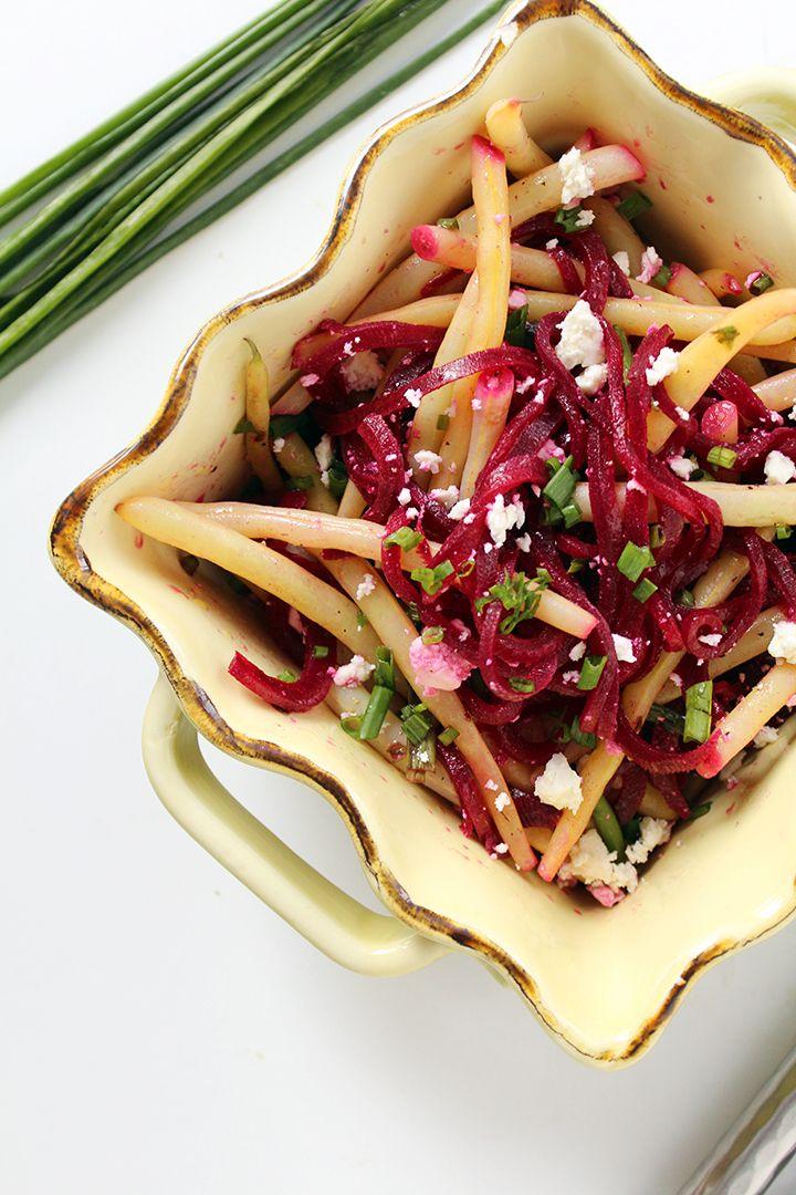 die besten 25 gelbe wachsbohnen ideen auf pinterest bohnensalat rezepte drei bohnen salate. Black Bedroom Furniture Sets. Home Design Ideas