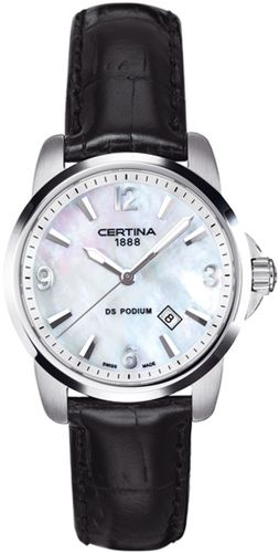 Zegarek damski Certina C001.210.16.117.02 - sklep internetowy www.zegarek.net