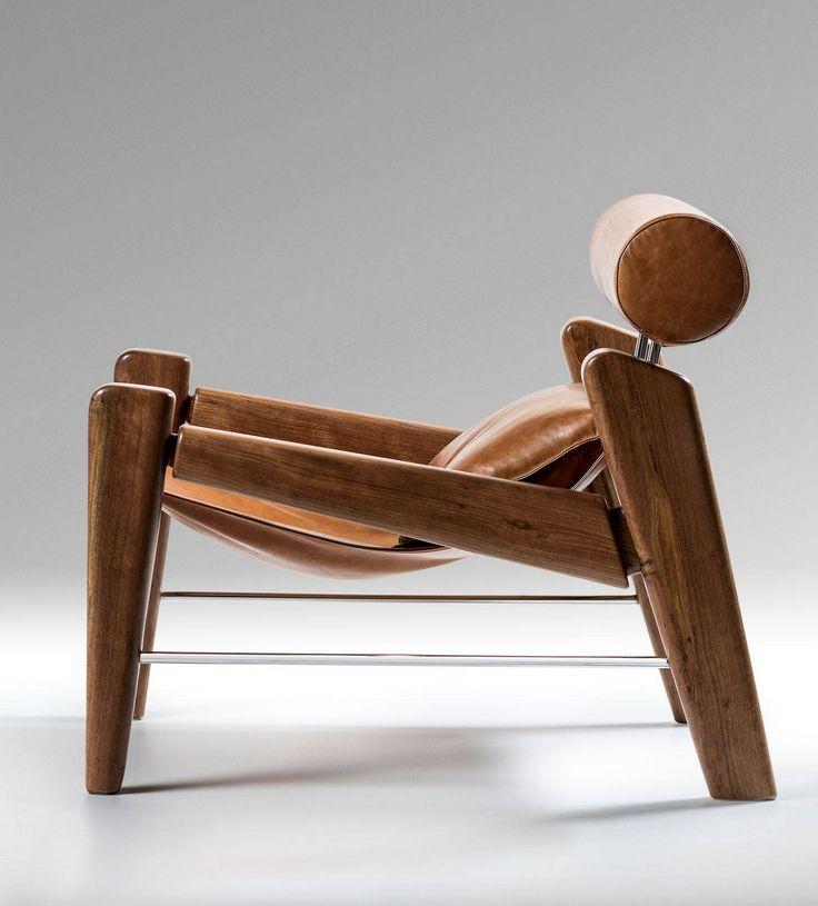 Zanini de Zanine; 'Serfa' Lounge Chair for Studio Zanini, 2015.