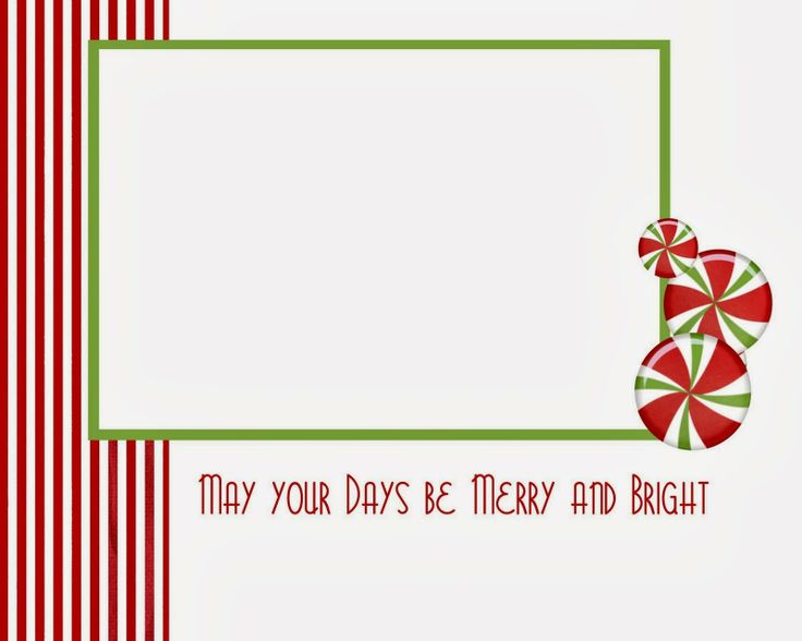 204 best Printable Cards images on Pinterest Holiday ideas - printable christmas card templates
