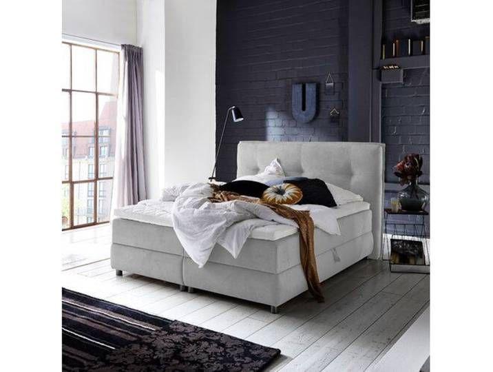 Boxspringbett Pilton Mit Bettkasten In 2020 Amazon Home Decor
