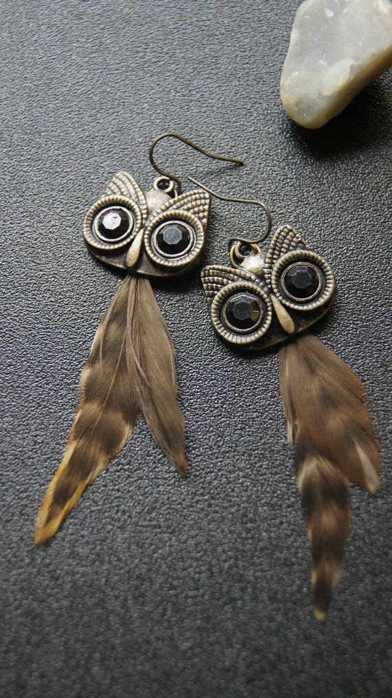 Owls! -- < found when I pinned ... http://www.pinterest.com/pin/507710557966102911/ . >