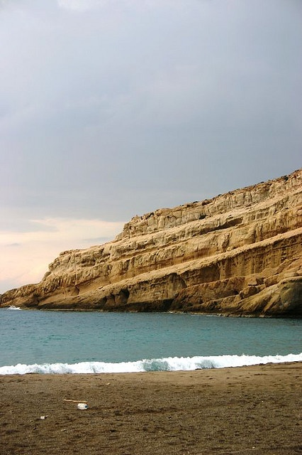 Fond memories in Matala, Crete