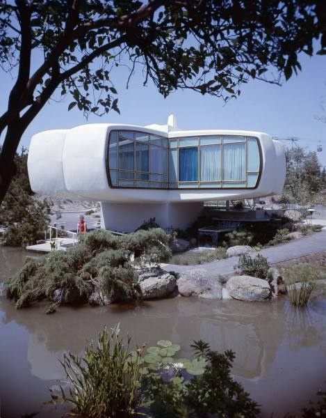 Monsanto's House of Tomorrow, 1957 I loved this when we used to go to Disneyland. That was before I learned how evil Monsanto really is, check them out and you will probably agree.
