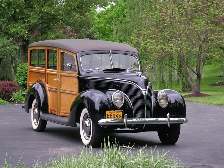 1938 Ford DeLuxe Station Wagon~Woody | Classic Woody Automobiles | Pinterest | Station wagon Ford and Woody & 1938 Ford DeLuxe Station Wagon~Woody | Classic Woody Automobiles ... markmcfarlin.com
