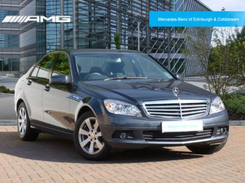 Approved Used 2009 MERCEDES-BENZ C220 CDI for sale