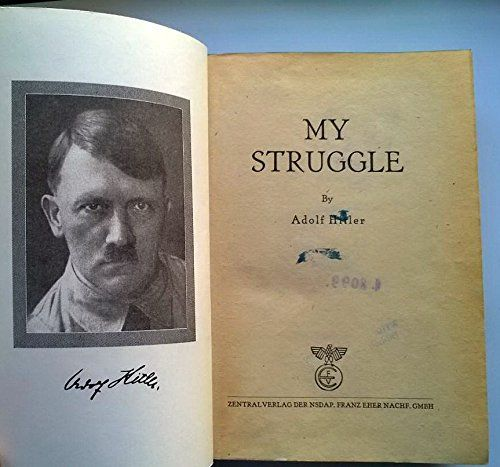 MEIN KAMPF EXTREMELY RARE WW2 STALAG EDITION OWNED BY POL... https://www.amazon.ca/dp/B004Y029BA/ref=cm_sw_r_pi_dp_x_sxCFzbQAPEGNP