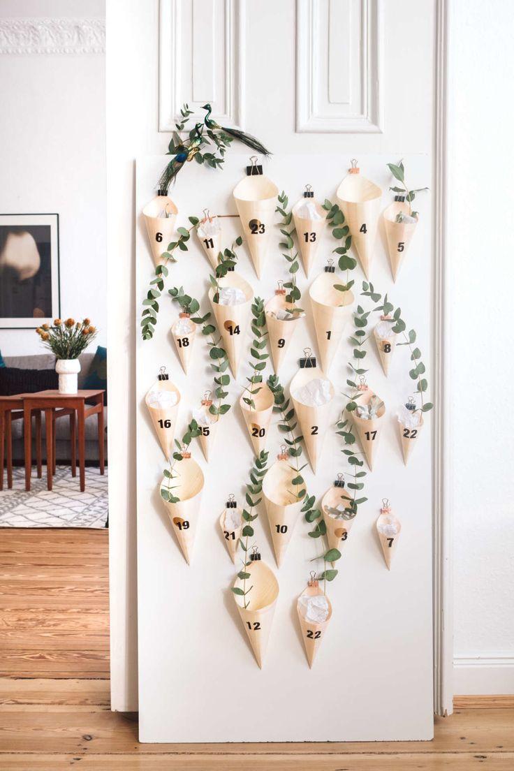 19 Minimalistische Weihnachtsdekor-Ideen für Ihr kleines Zuhause