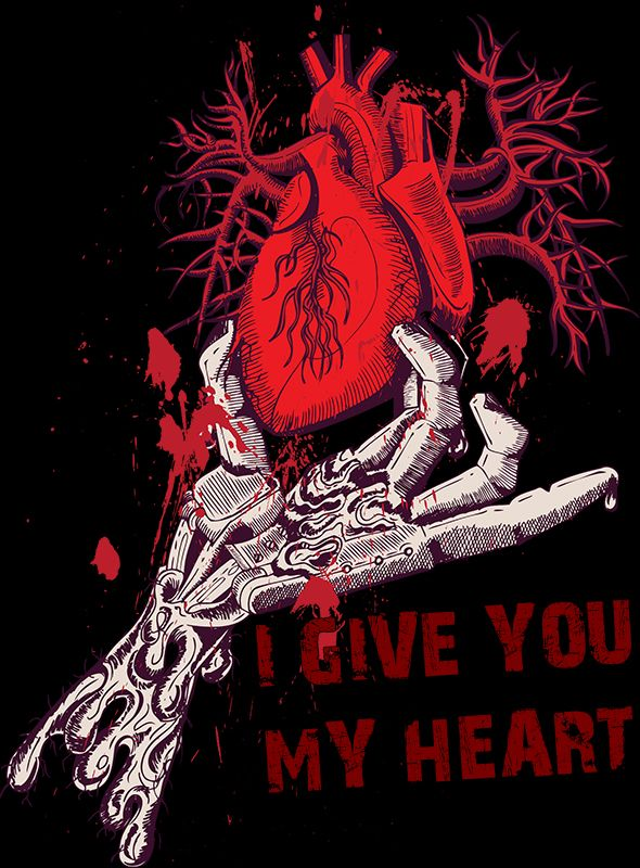 I Give You My Heart (Version 03) 2014 Collection  -  © stampfactor.com