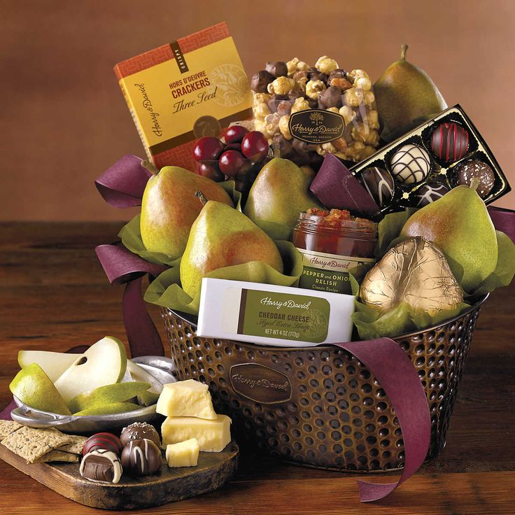 25 best Holiday Gift Baskets images on Pinterest | Holiday gifts ...