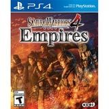 Samurai Warriors 4: Empires - PRE-Owned - PS Vita|PlayStation 3|PlayStation 4, PREOWNED