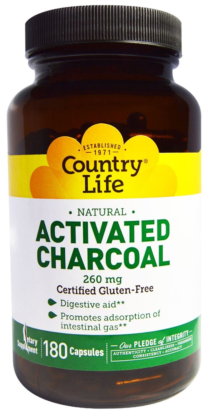 Activated charcoal is great for  toxin overload issues, digestive issues and food allergies.